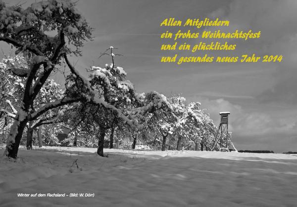 Frohe Weihnachten und glückliches und gesundes neues Jahr 2014   TuS ...