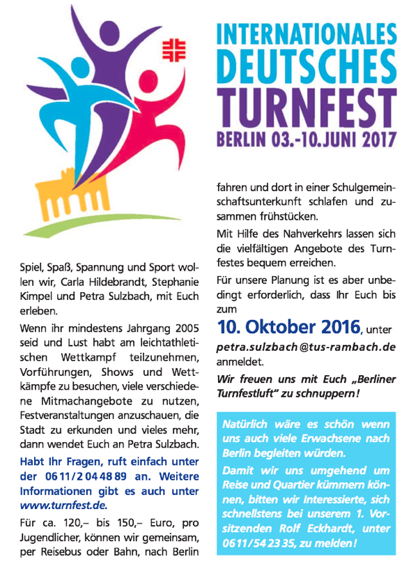 Deutsches Turnfest